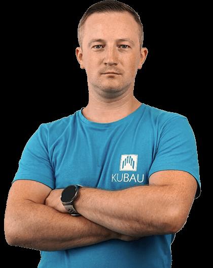 Mitarbeiterfoto von Svajunas Goberis